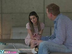 Obscurity inconspicuous sex shocks and amazes teenage hottie Kylie Lighthouse