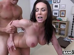 Miami Loves Kendra Lust's Heavy Tits And Ass