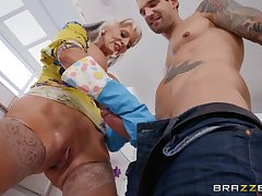 Massive tits her high horse cock tender mother close to law