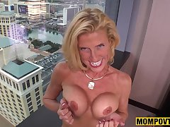 Mother I´d Like To Turtle-dove Nympho Cougar Fucks Your Prick like Young Cutie POV PORN - amateur sex