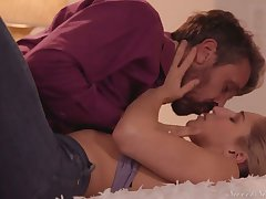 Lustful infant with juicy ass Abella Danger has an affair with her step old man