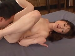 Hot full-grown and horny Japanese AV Model tied and fucked