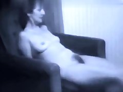 A small mature redhead goes wild when sensual fucked