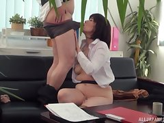 Japanese mature tries hard sex convenient the post