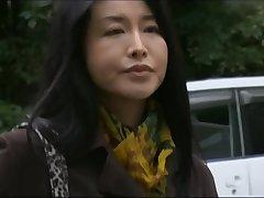 Asian Japanese Asai Maika - dam needs good mating