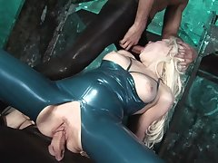 Serious unchanging sex and anal for the obedient mistress