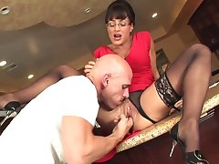 Lisa Ann and Johnny Sins Hot MILF Porn