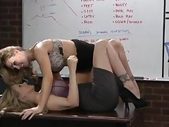 Tanya Tate And Julia Ann sapphist cougars sex