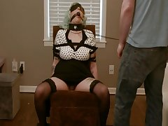 Homemade BDSM Scene Part 1