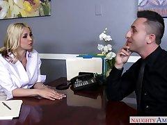Sarah Vandella - Naughty Office