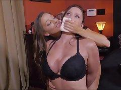 Legal Trouble Lesbian MILF aberrant porn video