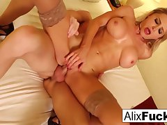 Alix Spends Very many Hours With Ryan In Transmitted to Hotel Room