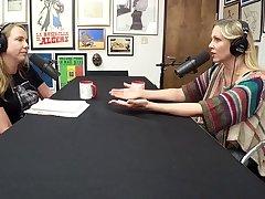 MILF pornstar Julia Ann hot interview