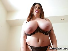 A catch Big Bouncing Bodacious Boobs of Amaya May - Amaya May - Scoreland