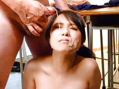 Serious POv porn scenes with red panties Miho Tsujii