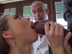 Hot Interracial Cuckold Riley Reid Sex